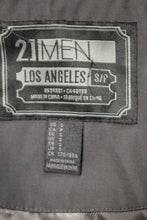Load image into Gallery viewer, 21Men: Los Angeles Lined Coat, Small, Black, RN 94981