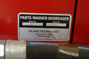 Edge Tek Parts Washer/Degreaser System, IT32DM4, 4940-01-456-6884, 20956377, New