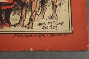 Little Red Riding Hood, McLoughlin Brothers New York, Hop-O-My-Thumb Series