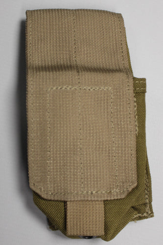 Eagle Industries Smoke Grenade Pouch, Coyote Brown, 8465-01-516-8382