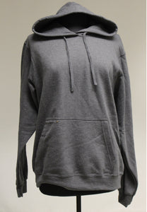 Port & Company Dark Grey Sweatshirt, Size: Medium