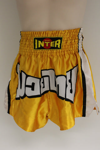 INTER Sport Boxing Shorts, Size: XL