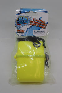 Aqua Splash Floating Waterproof Carrying Case, NEW!