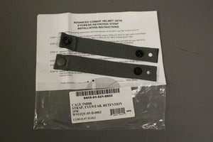 ACH Eyewear Retention Strap, Foliage Green, NSN: 8415-01-521-8802, New