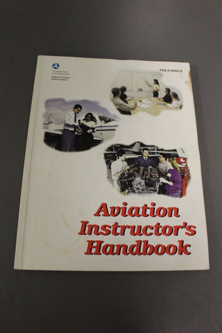 1999 Aviation Instructor's Handbook, FAA-H-8083-9