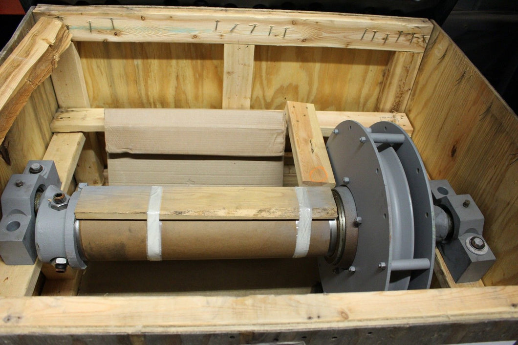 Oldenburg Group Wire Rope Winch Compensator, PN 2D3-1852-1, NSN 3950-01-374-6168