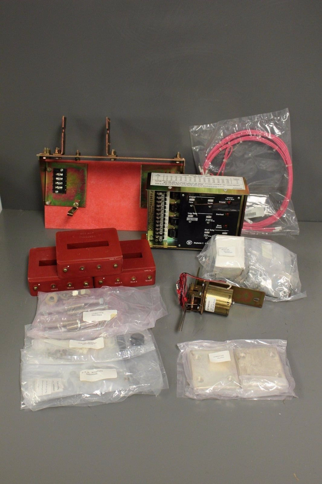 Westinghouse Amptector Retrofit Kits for DBN Breakers, Circuit Breaker Tripper