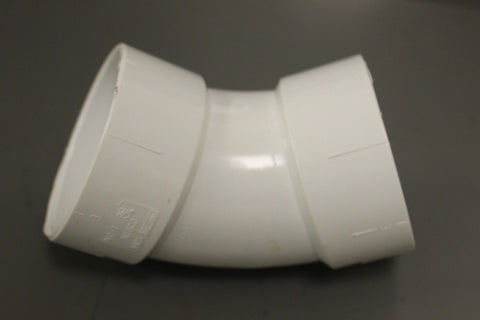 "NIBCO 3"" PVC Elbow, P/N D2665-09, NSN 4730-00-475-8638, Box of 20"
