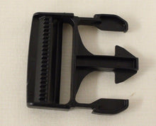 "Load image into Gallery viewer, Military Replacement 2"" Standard Side Release Buckle, NSN 9999-00-111-3023 Black"