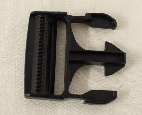 "Military Replacement 2"" Standard Side Release Buckle, NSN 9999-00-111-3023 Black"