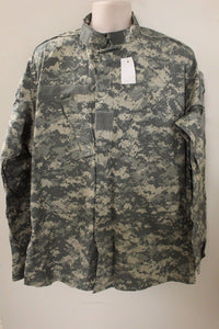 ACU Army Combat Coat, Size: Large X-Long, NSN: 8415-01-519-8608, New
