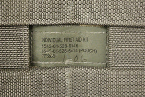 Individual First Aid Kit Pouch, NSN 6545-01-528-6414