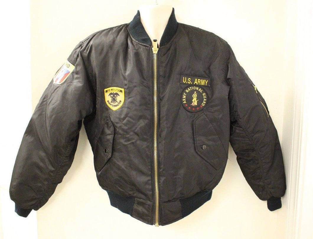 Ohio National Guard Coat, Size: Medium