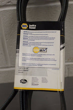 "Load image into Gallery viewer, NAPA 101001 Belt, 1 3/8"" x 100 3/4"", NEW!"