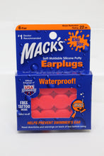 Load image into Gallery viewer, Mack's Kids Earplugs, 6 pairs, Soft Moldable silicone Putty, Noise Reduction 22 dB, NEW!