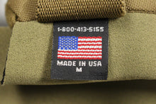 Load image into Gallery viewer, US Military Coyote Elbow Pads, 8415-01-515-0222, Medium, Used