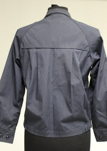 Military Issued Woman's Utility Jacket, Navy Blue, 8410-00-552-9474, 8R