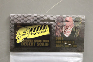 Voodoo Tactical Coalition Shemagh Arab Head Scarf - Blue