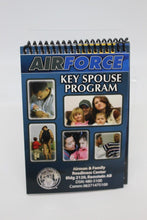 Load image into Gallery viewer, Air Force Key Spouse Program Booklet