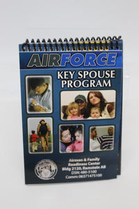 Air Force Key Spouse Program Booklet