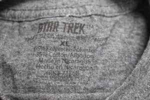Star Trek T-Shirt, Size: X-Large, New!