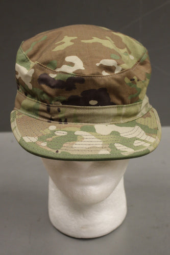 US Military OCP Patrol Cap, 8415-01-630-8933, Size: 7-1/4, New