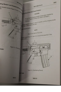 US Military Operator's Manual for Rifles