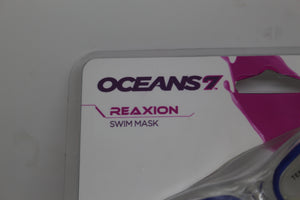 Oceans 7 Womens Swim Goggles, ONM8508, New!
