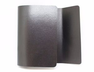 "1"" Pocket Appointment Book Binder, Black, Loose-Leaf Binder, New"