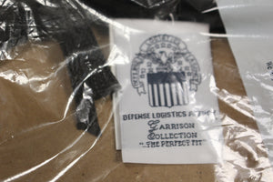 US Military Defense Logistics Army Berets with Flash Patch, Size: 7, NEW!