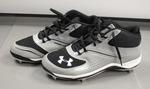 Under Armour Baseball Shoe, Size: 13, New