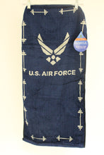 Load image into Gallery viewer, US Air Force AF HydroSilk Performance Golf Towels, New