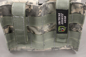 ACU Tactical Assault Gear M26 Mass Ammunition Pouch, New