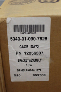 Assembly Bracket, NSN 5340-01-090-7628, P/N 12256307, NEW!