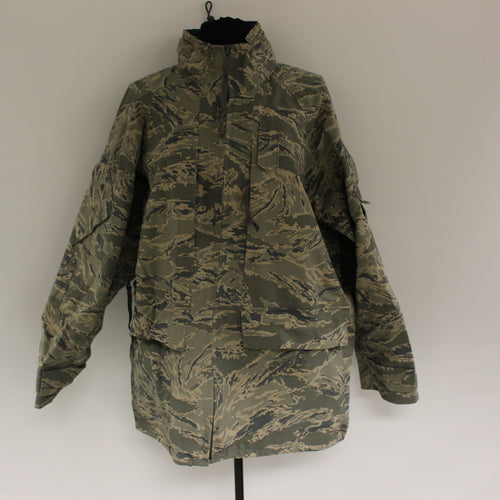 USAF APECS All Purpose Environmental Camouflage Parka, Size: X-Large Regular,