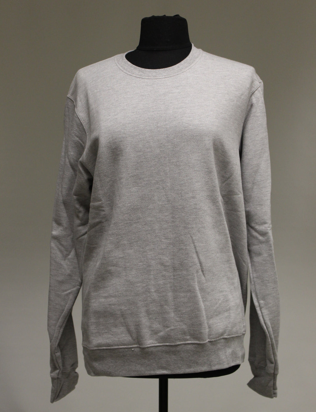 Port & Company Grey Hoodie, Size: Medium