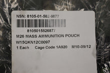 Load image into Gallery viewer, ACU Tactical Assault Gear M26 Mass Ammunition Pouch, New