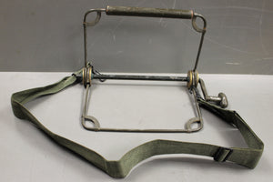 Military Issued Hand Cable Reeling Machine / Hand Wire Reeler, 3895-00-498-8343