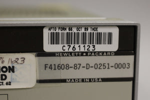 Hewlett Packard 11720A Pulse Modulator - 6625-01-048-6815