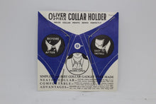 Load image into Gallery viewer, Military Issued Oliver 2-Piece Collar Holder, Holds Collar Points Down Perfectly