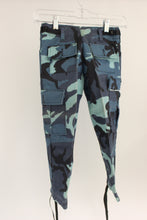 Load image into Gallery viewer, Children's Blue Camo BDU Pants, Size: 4