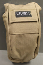 Load image into Gallery viewer, Uvex XMF Tactical Goggle Kit With Dura-streme Lens, Tan, 4240-01-630-8058, New