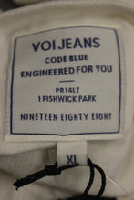 Load image into Gallery viewer, VOI Jeans Men's Long Sleeve T-Shirt, Size: XL, Cream, NEW!