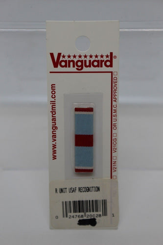 Vanguard R Unit USAF Recognition, NEW!