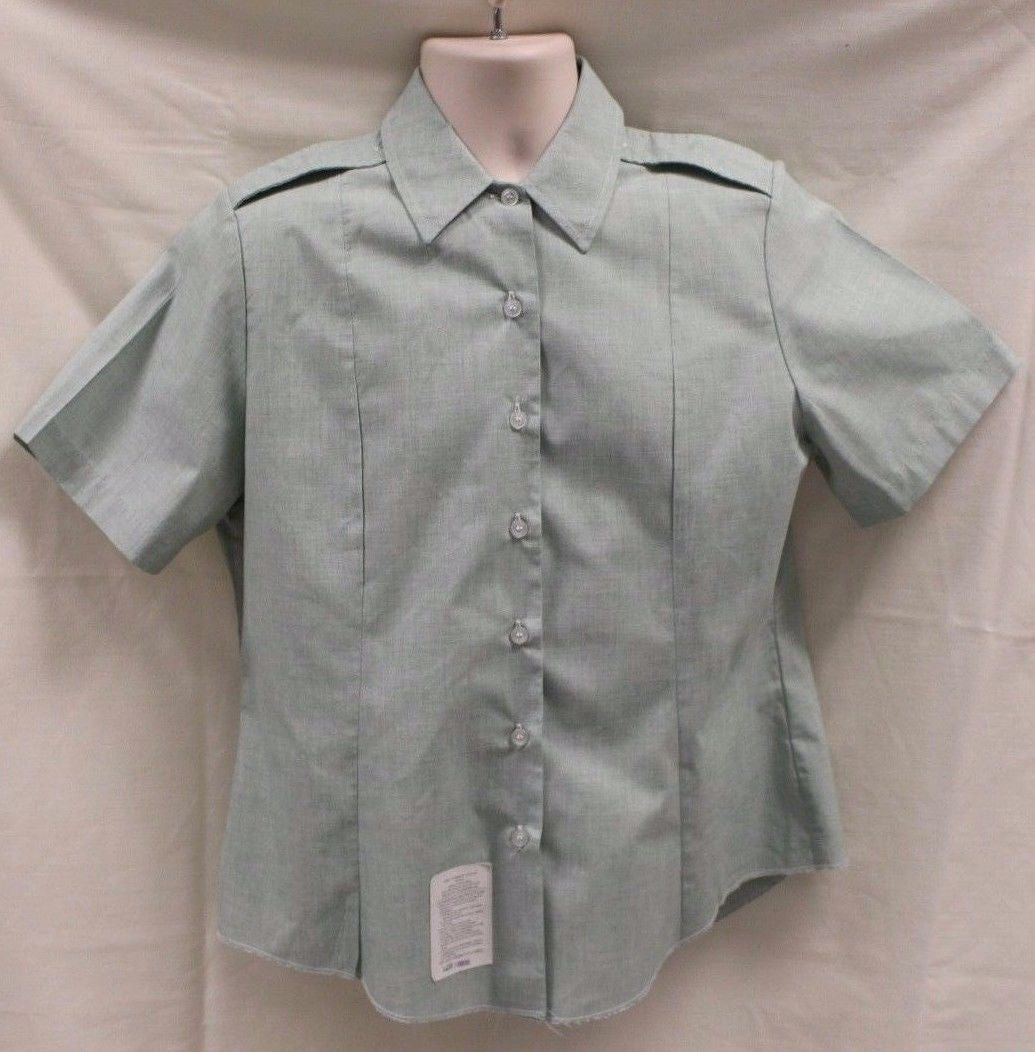 DSCP US Army Woman's Shirt, NSN 8410-01-414-7116, Size: 16R, New!