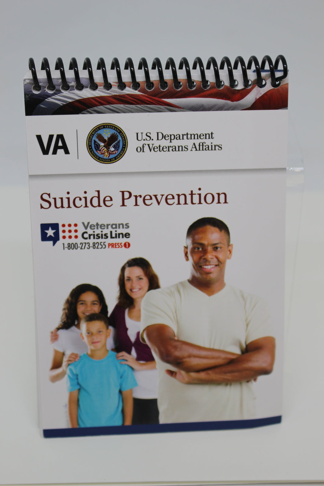 US Military VA Suicide Prevention Handbook