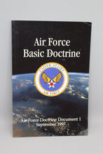 Load image into Gallery viewer, US Air Force Basic Doctrine Book, Document 1, September 1997