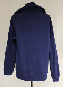 Port & Company Navy Blue Sweatshirt, Size: Large