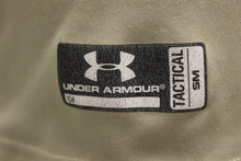 Load image into Gallery viewer, Under Armour Tactical T-Shirt, Size: Small, Desert Sand