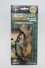 Load image into Gallery viewer, Accu Sharp Camouflage Knife and Tool Sharpener
